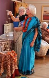Welcome Ceremony Puja
