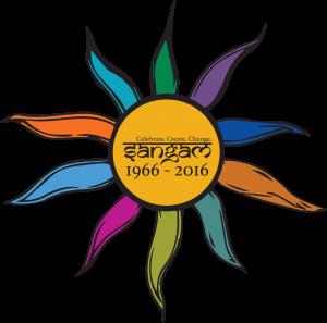 Sangam 50th Logo